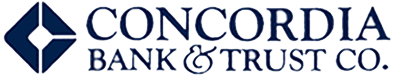 Concordia Bank & Trust Co. logo